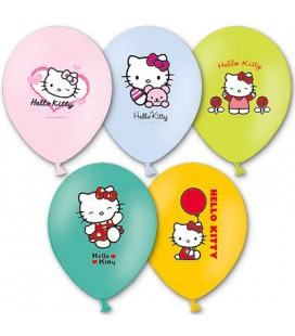 Шарик HELLO KITTY 14 дюймов (35 см)