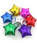 Шар звезда пятиугольная 18 дюймов (46 см)