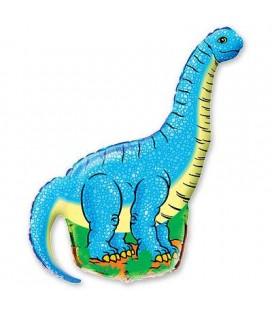 Шар динозавр 82 х 100 см.