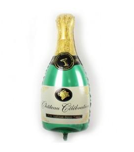 Шар бутылки шампанского 50х102 см
