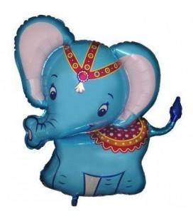 Шар слоник 67х80 см
