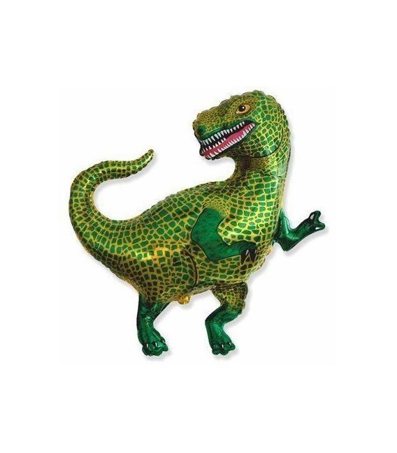 Шар тиранозавр 83х85 см.
