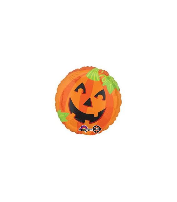 Шар круг Тыква Хеллоуин 19 дюймов (48 см)