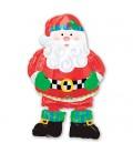 Шар ходячая фигура Санта Клаус 94 см.,