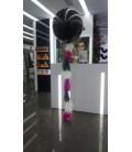 Хвостатый шар Супер гигант 45 дюймов (110 см)