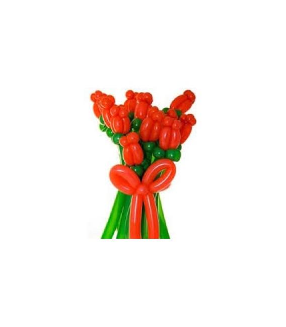 Букет из шаров Тюльпаны