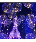 Светящиеся шары с гирляндой 24 дюйма (60 см)
