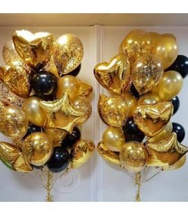 Набор из 25 шаров Большой Рассвет