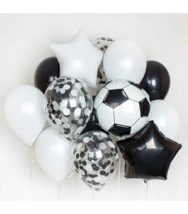 Набор из 13 шаров Футболист