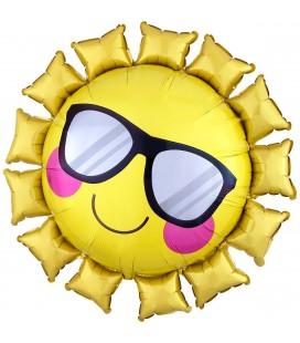 Шар солнышко 87х88 см