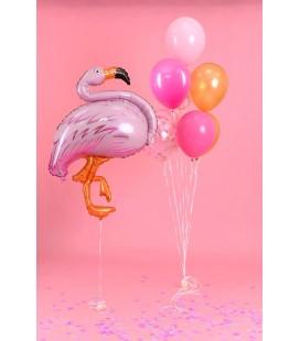 Набор Фламинго из 9 шаров