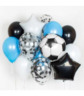 Набор из 15 шаров Футболист 2