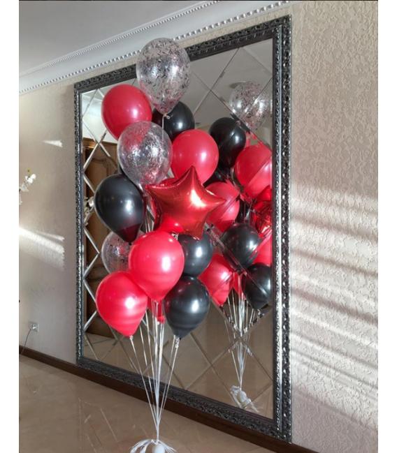 Набор из 17 шаров Фламенко