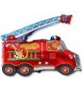 Шар Пожарная машинка 79х80 см
