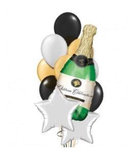 Набор из 11 шаров Брызги шампанского