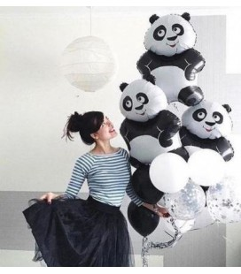 Набор из 11 шаров Панды милашки