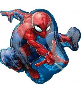Шар фигура Человек паук 43х73 см