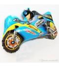Шар Бэтмен на мотоцикле 68х49 см