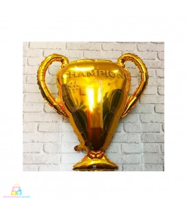 Шар фигура Кубок чемпиона 28х 71 см.