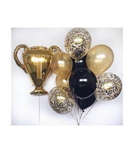 Набор из 10 шаров Чемпион 3