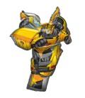 Шар фигура Трасформер БамблБи 68х93 см